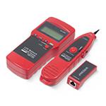 Кабель-тестеры, приборы для прозвонки кабеля