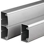 Алюминиевые кабель-каналы и комплектующие