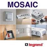 Серия Legrand Mosaic