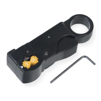 Cabeus HT-312A Инструмент для зачистки коаксиального кабеля RG-59,6