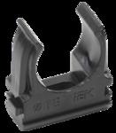 IEK CTA10D-CF16-K02-100 Держатель с защёлкой CF16 черный