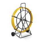 Cabeus Pull-T-9-500m Устройство для протяжки кабеля УЗК на тележке, 500м (диаметр стеклопрутка 9 мм)