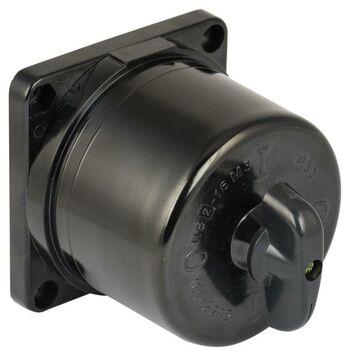 Выключатель пакетный 1-кл. 16А IP30 ПВ2-16 М3 кар. черн. EKF pv-2-16-2