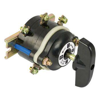 Выключатель пакетный 1-кл. 40А IP00 ПВ2-40 М3 исп.3 черн. EKF pv-2-40-3