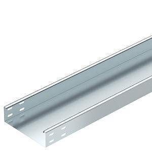 Лоток листовой неперфорированный 100х60 L3000 сталь 0.75мм LKSU оцинк. OBO 6048940
