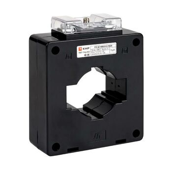 Трансформатор тока ТТЕ 60 600/5А кл. точн. 0.5S 5В.А EKF tte-60-600-0.5S/tc-60-600-0.5S