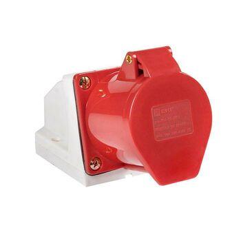 Розетка наружн. уст. 16А 3P+PE IP44 (114) EKF ps-114-16-380