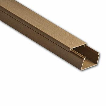 Кабель-канал 40х25 L2000 пластик бук (светл. основа) Ruvinil РКК-40х25-38М