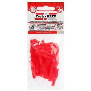 Дюбель распорный 6х35 трехсегментный (тип Т) (уп.30шт) пакет Tech-Krep 112954