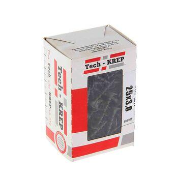 Саморез 3.8х25 гипсокартон-дерево (уп.200шт) коробка Tech-Krep 102120