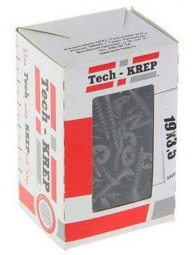 Саморез 3.5х19 гипсокартон-металл (уп.200шт) коробка Tech-Krep 102128
