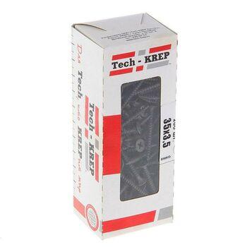 Саморез 3.5х35 гипсокартон-металл (уп.200шт) коробка Tech-Krep 102130