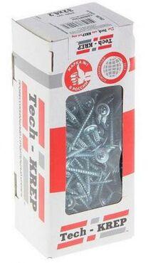 Саморез для тонкого метал. листа 4.2х32 (уп.200шт) коробка Tech-Krep 102142