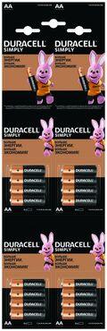 Элемент питания Duracell LR03-4BL BASIC 4х4 (16/240/31680)5009140/5008102 (блист.16шт) Duracell Б0046869