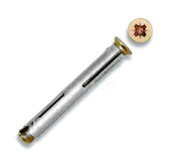 Дюбель металлический рамный 10х152 (уп.8шт) Партнер 14930