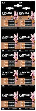 Элемент питания LR6-2BL BASIC 2х10 5010608 (блист.20шт) Duracell Б0051815