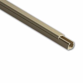 Кабель-канал 12х12 L2000 пластик сосна (светл. основа) Ruvinil РКК-12х12-27М