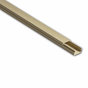 Кабель-канал 20х10 L2000 пластик сосна (светл. основа) Ruvinil РКК-20х10-27М
