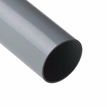 Труба ПВХ гладкая жесткая d63мм (л) 350Н/5 СМ2 (дл.3м) Ruvinil 56300(3)
