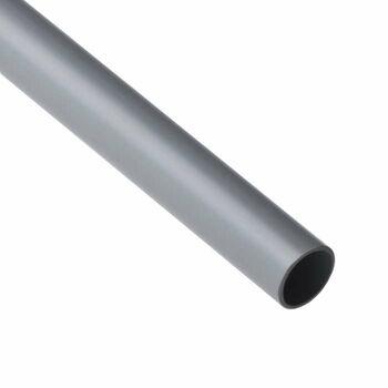 Труба ПВХ гладкая жесткая d25мм (л) 350Н/5 СМ2 (дл.3м) Ruvinil 52500(3)