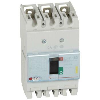 Выключатель автоматический 3п 100А 16кА DPX3 160 термомагнитн. расцеп. Leg 420005