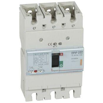 Выключатель автоматический 3п 250А 25кА DPX3 250 400В термомагнитн. расцеп. Leg 420209