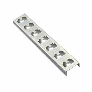 Стойка кабельная К1154 цУТ2.5 сталь 2мм оцинк. СОЭМИ 112211515
