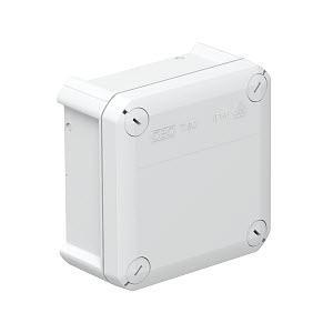 Коробка распределительная 114х114х57мм T 60 OE IP66 закрыт. свет. сер. OBO 2007239
