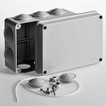 Коробка распределительная ОП 150х110х70мм IP55 Ruvinil 67053