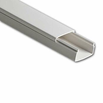 Кабель-канал 30х25 L2000 пластик бел. Ruvinil РКК-30х25