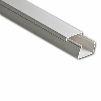 Кабель-канал 40х25 L2000 пластик бел. Ruvinil РКК-40х25
