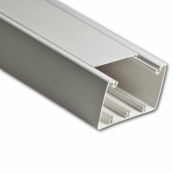 Кабель-канал 100х60 L2000 пластик бел. Ruvinil РКК-100х60