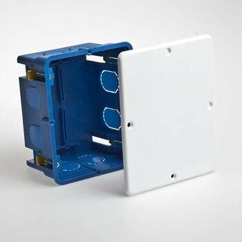 Коробка распределительная СП ГСК 140х112х70мм IP30 Ruvinil 10177