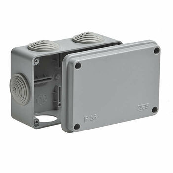 Коробка распределительная ОП 120х80х50мм IP55 Ruvinil 67051