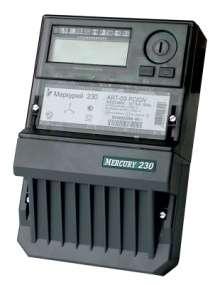 "Счетчик ""Меркурий"" 230 AR-01 R 3ф 5-60А 1.0/2.0 класс точн. 1 тариф. RS485 ЖКИ Инкотекс 32437"