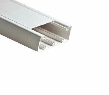 Кабель-канал 100х40 L2000 пластик бел. Ruvinil РКК-100х40