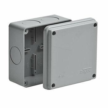 Коробка распределительная ОП 100х100х50мм IP54 без гермет. Ruvinil 67049