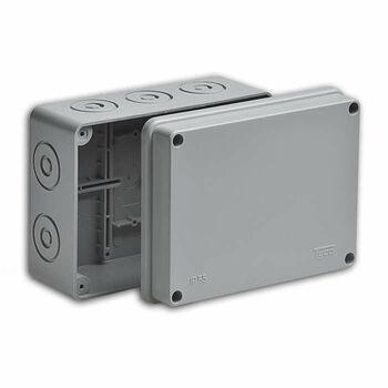 Коробка распределительная ОП 150х110х70мм IP55 без гермет. Ruvinil 67054