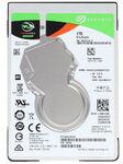"Seagate Firecuda ST1000LX015 Жесткий диск 1TB SATA 6 Гбит/с, 5400 rpm, 128mb, гибридный HDD/SSD, 2.5"""