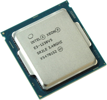 CPU Intel Socket 1151 Xeon E3-1230v5 (3.40Ghz/8Mb) tray