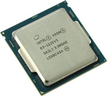 CPU Intel Socket 1151 Xeon E3-1225v5 (3.30Ghz/8Mb) tray