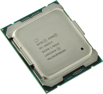CPU Intel Socket 2011-3 Xeon E5-2603V4 (1.70GHz/15Mb) tray