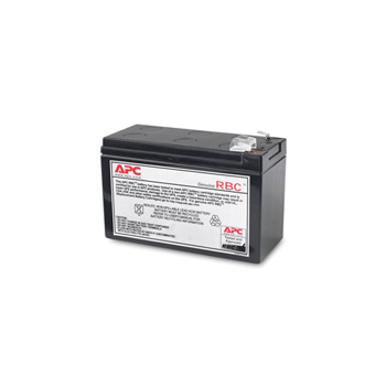 APC RBC110 Аккумулятор для BE550G-RS,BR550GI,BR650CI-RS