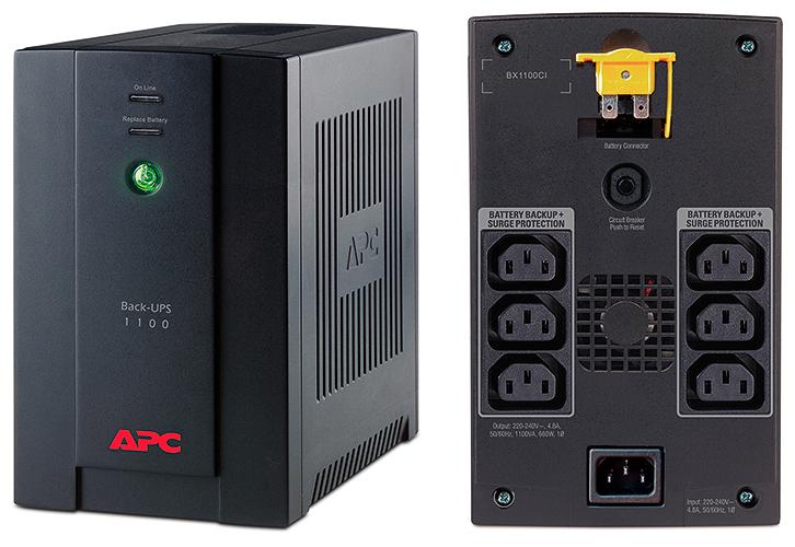 ИБП APC BackUPS Pro 1500  ixbtcom