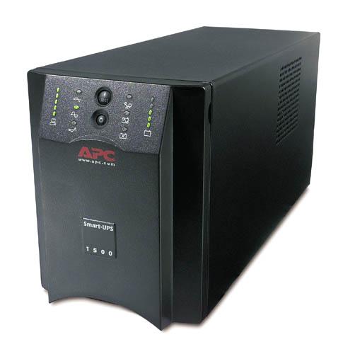 Источник бесперебойного питания APC Smart-UPS SUA1500I, 1500ВA