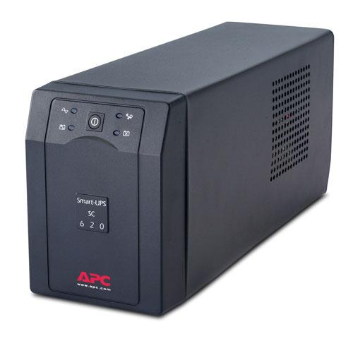 Apc sc620i smart ups 620 источник бесперебойного