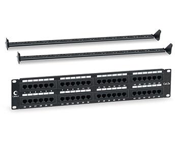 Патч-панель Cabeus PL-48-Cat.5e-Dual IDC 19 – купить оптом и в розницу