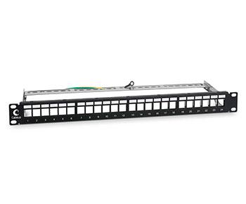 Модульная патч-панель Cabeus PLB-24-SH 19 – купить оптом и в розницу