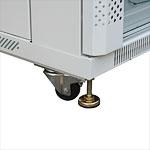 Mонтажный шкаф Cabeus<br />В стандартной комплектации регулируемые ножки и ролики.