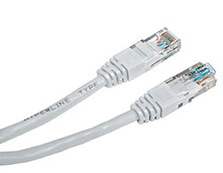 Hyperline PC-LPM-UTP-RJ45-RJ45-C5e-1M-LSZH-WH Патч-корд U/UTP, Cat.5е, LSZH, 1 м, белый